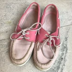 Vintage Sperry Topsiders